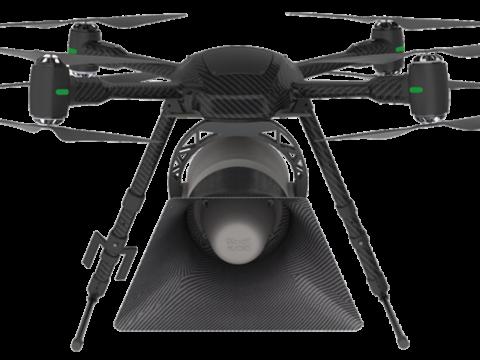 CDL-136 Drohnenlautsprecher