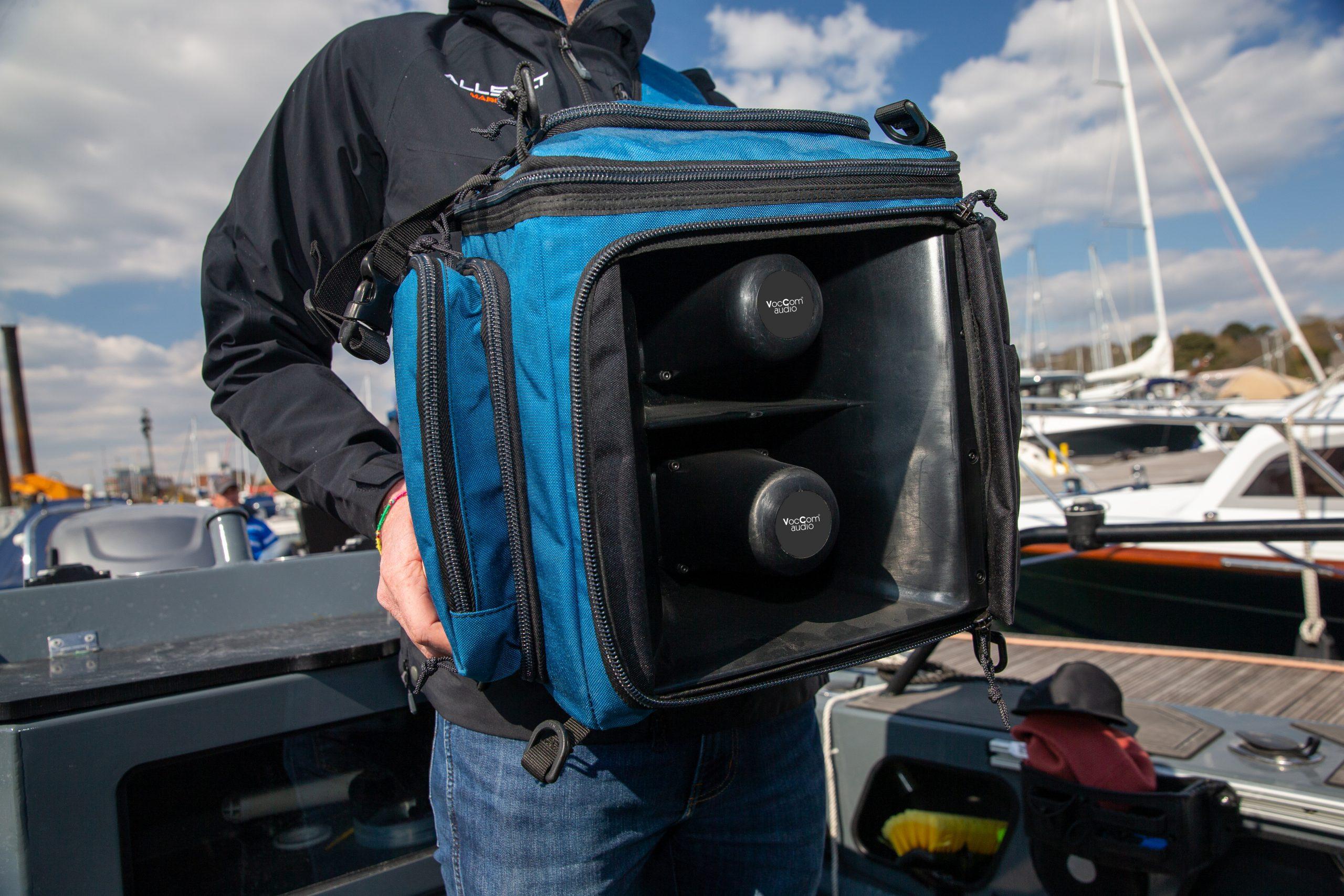 LSA-X-MK2 tragbarer Lautsprecher Boot Boat