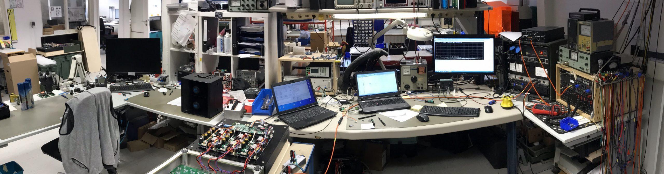 Lautsprecher Entwicklungslabor PASS Medientechnik