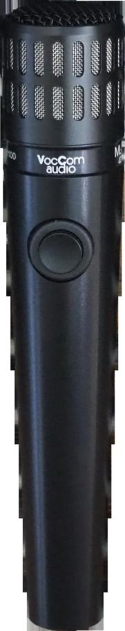 ML-525-3 PTT Push-To-Talk Mikrofon dynamisches Talkback-Mikro