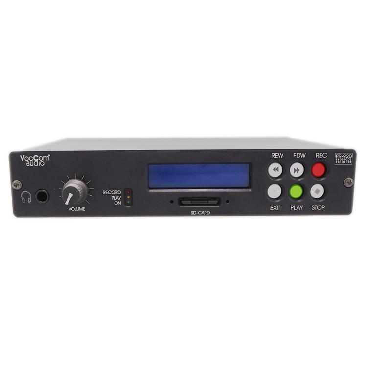 Protokollrekorder PR-920