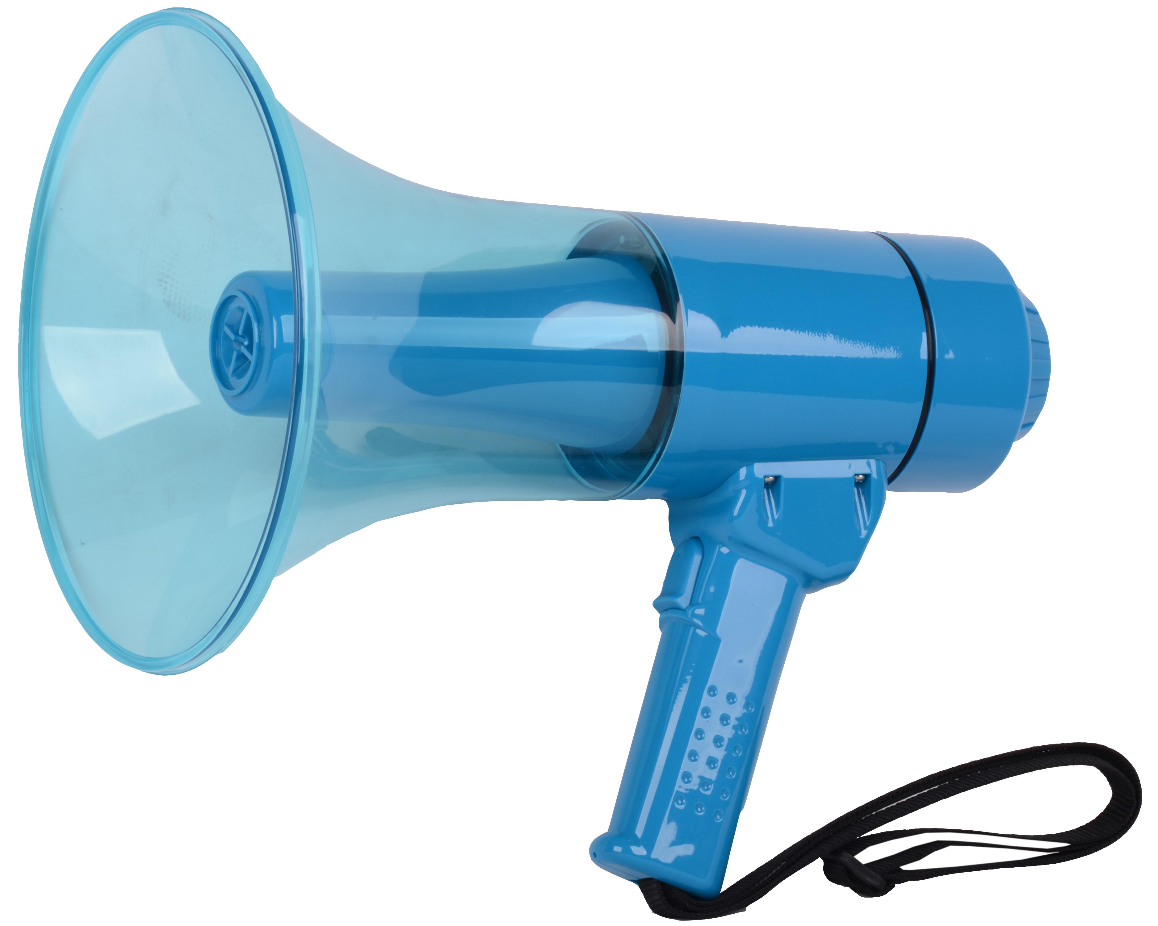 Handmegafon Megafon Spritzwasserschutz IP44