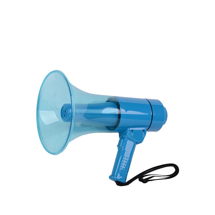 Megaphon Spritzwasserschutz